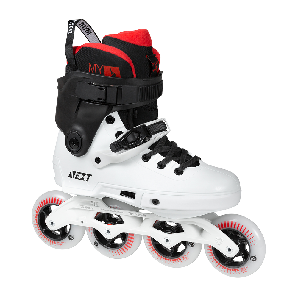 Powerslide Next Black White 90