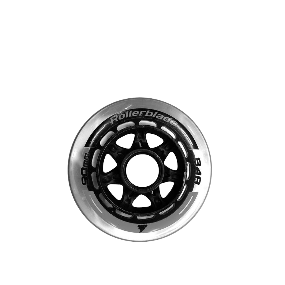 Rollerblade 90mm/84a Wheels (8 Pack)