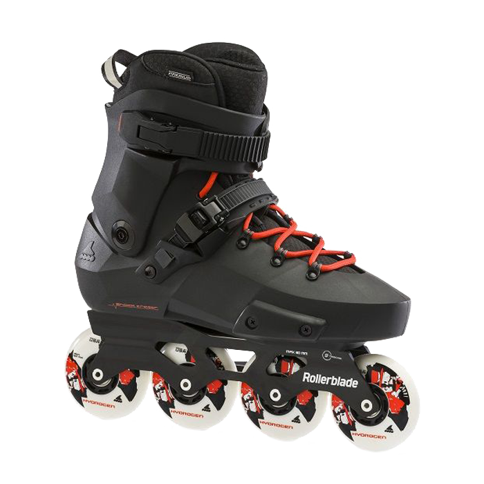 Rollerblade Twister Edge X - Black/Orange