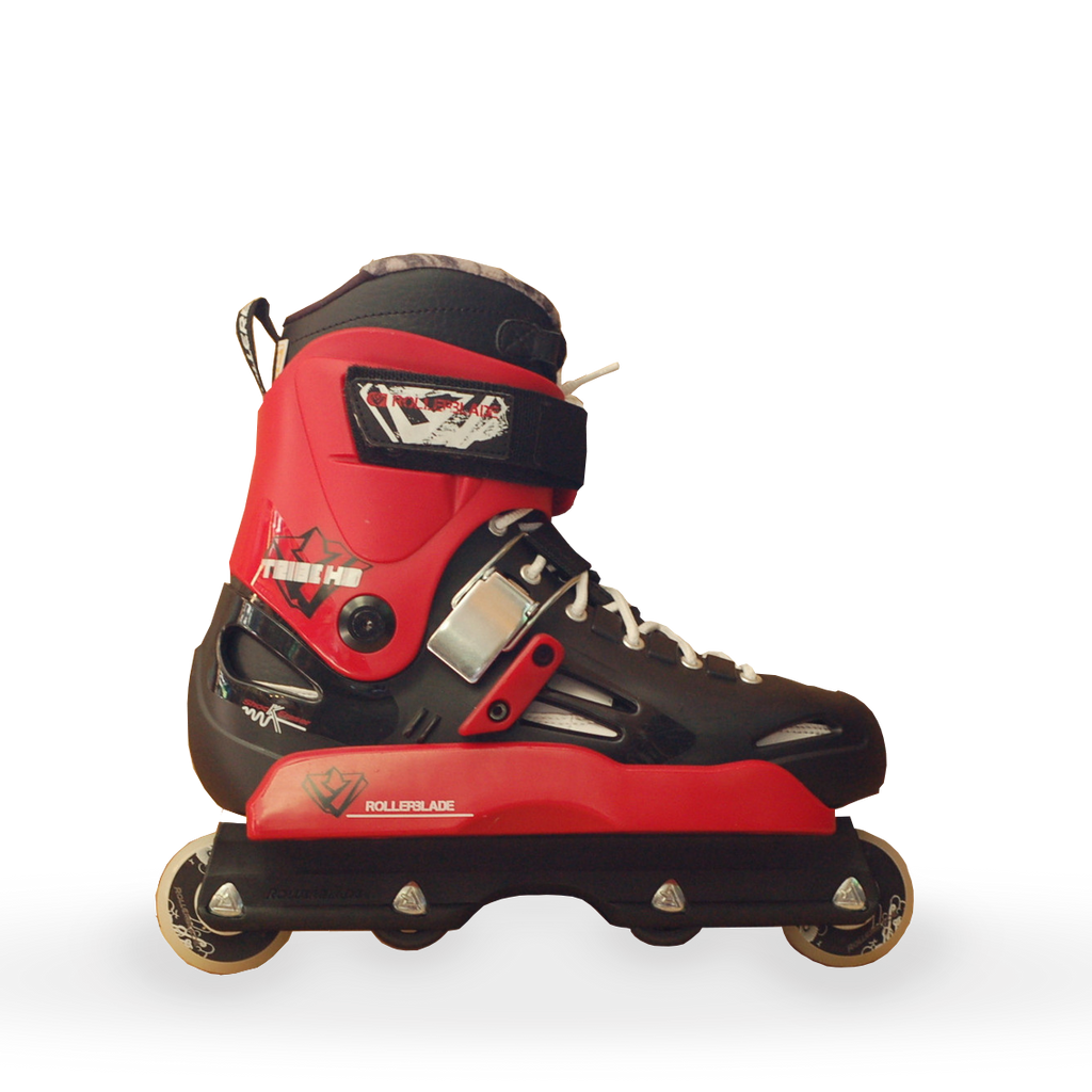 Rollerblade Solo Tribe Red