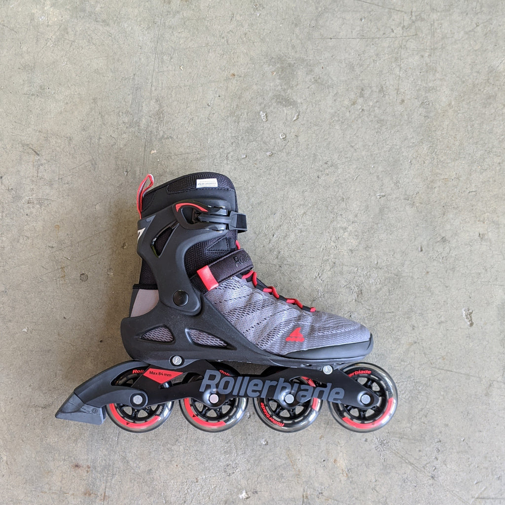 Rollerblade Sirio 84 - Grey/Red