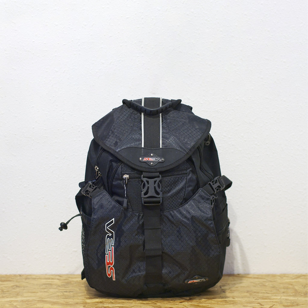 Seba Small Backpack - Black