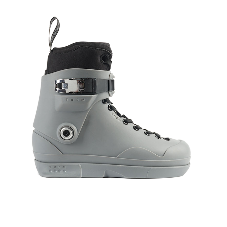 Them Skates Grey 909 Intuition