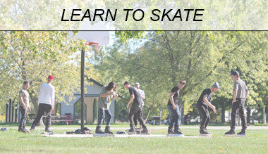 Become a skate wizard