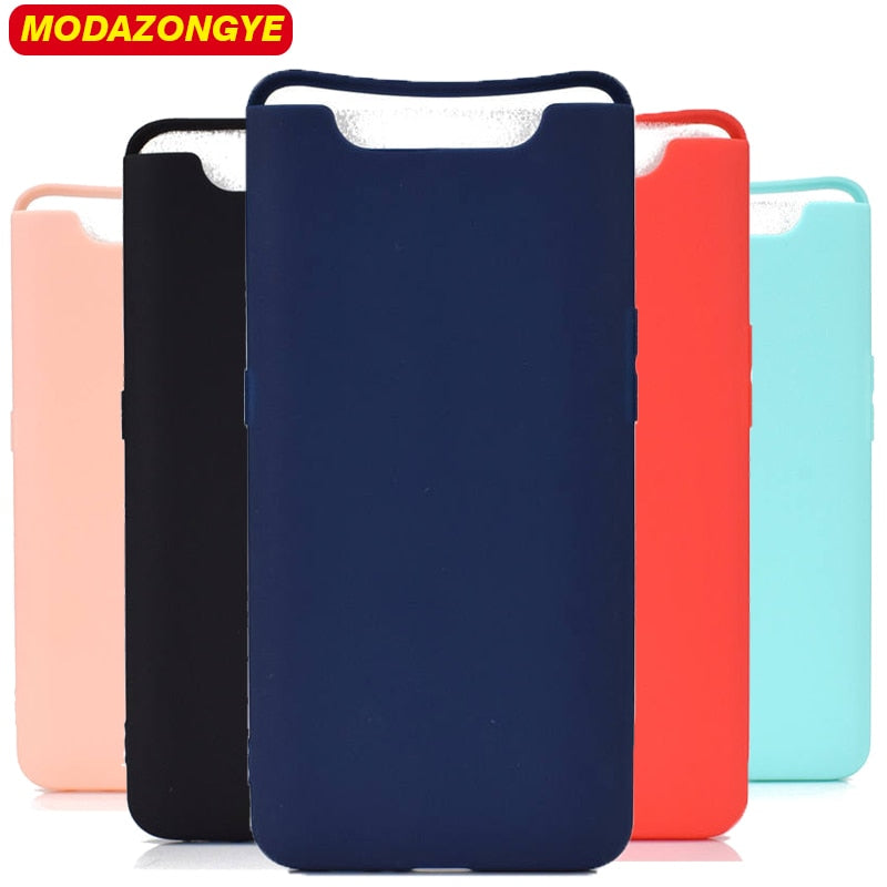For Samsung Galaxy A80 Case Silicone Soft TPU Phone Case For Samsung A80 2019 A 80 GalaxyA80 A805F A805 SM-A805F/DS Cover