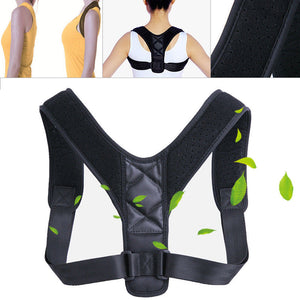 Adjustable Body Wellness  Brace Support Belt  Posture Corrector  Correction Belt Spine Back Shoulder