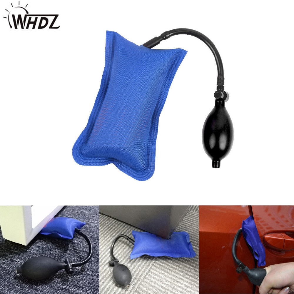 WHDZ NEW PDR Tools Pump Wedge Lock smith Tools Auto Air Wedge Air bag Lock Pick Set Open Car Door Lock Hand Tools