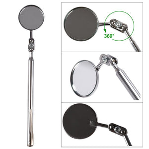 Round Mirror Extending Car Angle View Pen Automotive Telescopic Detection Lens Inspection Hand Tools set of tools