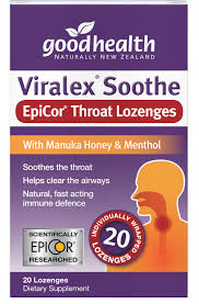 GH - Viralex Soothe Lozenges