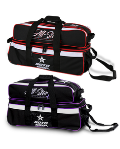 ROTO GRIP-  3 BALL ALL-STAR EDITION CARRYALL TOTE