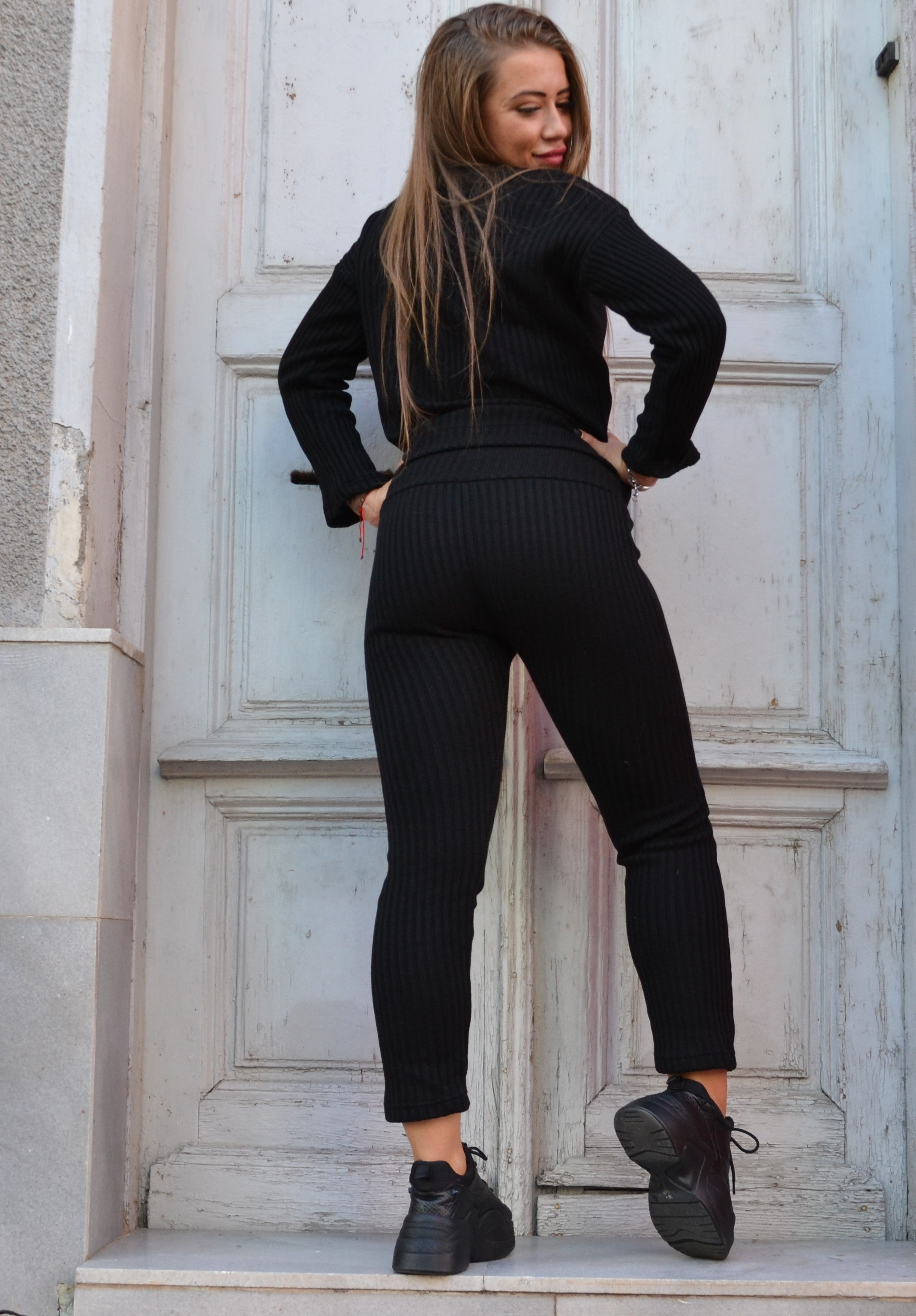 Комплект WOMEN BLACK ACTIVEWEAR