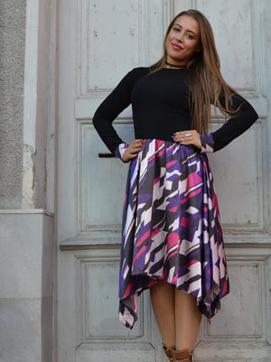 Рокля LADY PURPLE DRESS