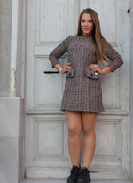 Рокля LADY GRAY DRESS