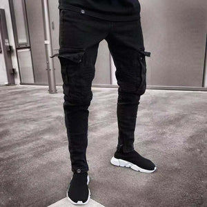Дънки SLIM FIT HIGH END