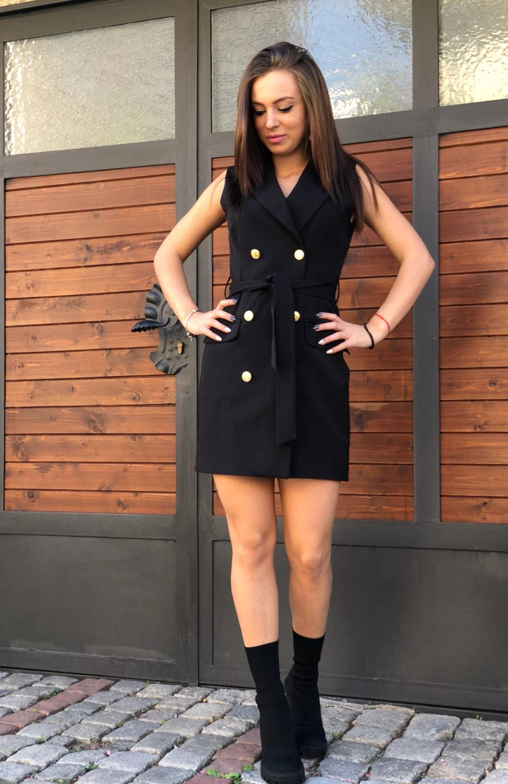Рокля LITTLE BLACK DRESS