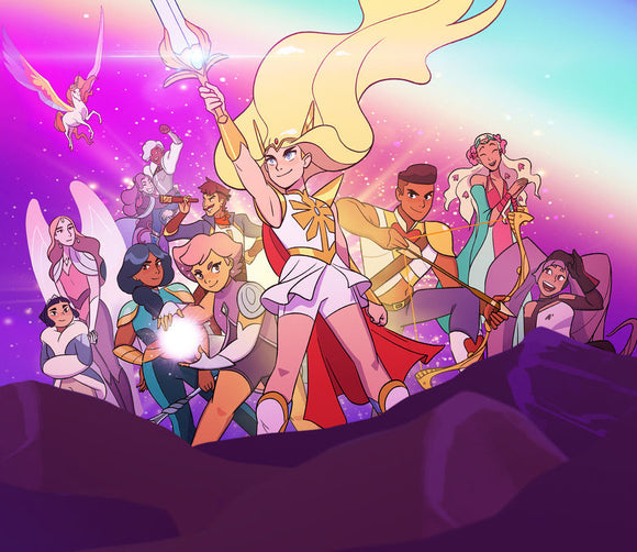 She-Ra and the Princesses of Power Cosplay-Cosgalaxy.com
