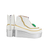 Fate Grand Order FGO Leonardo da Vinci Cosplay Boots White Shoes Custom Made