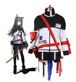 Arknights Texas Cosplay Costume Halloween Carnival Dress Costume Cosplay Full Set