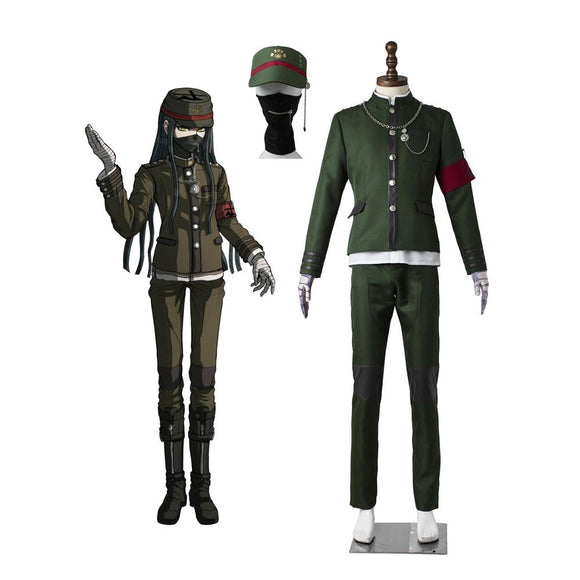 Danganronpa V3: Killing Harmony Korekiyo Shinguji Cosplay Costume Full Set Custom Made
