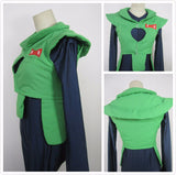 Dragon Ball Z Android No.16 Cosplay Costume Custom Made