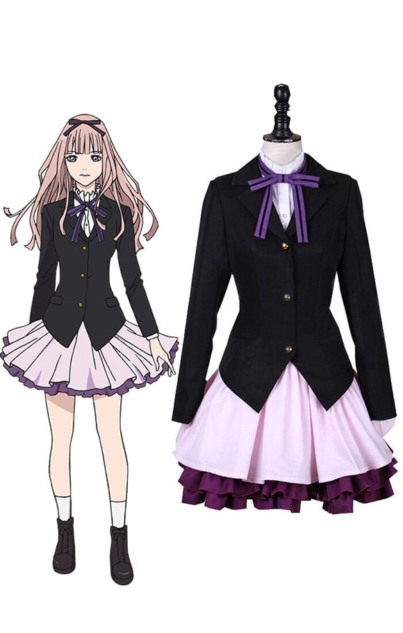 Noragami Aiha Cosplay Costume Custom Made