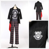P5D Persona 5 Dancing in Starlight Ren Amamiya Cosplay Costume Custom Made Full Set