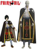 Fairy Tail Dragon Slayer Shadow Dragon Rogue Cheney Ryos Cosplay Costume