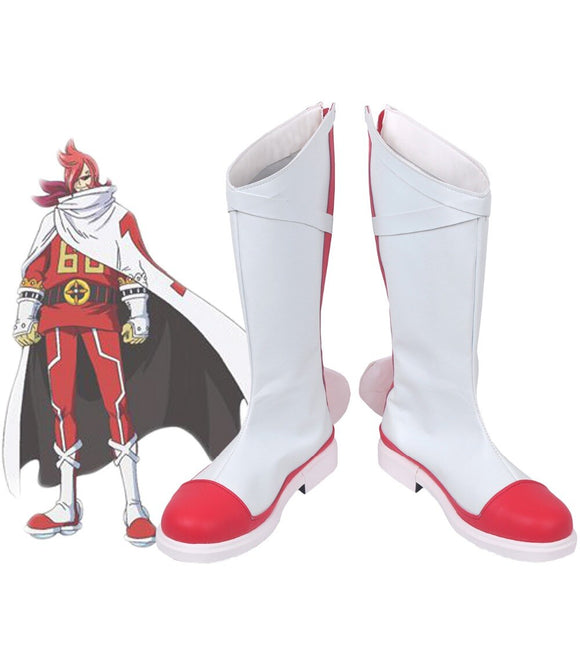 One Piece Vinsmoke Ichiji Cosplay Boots Leather Shoes Custom Made