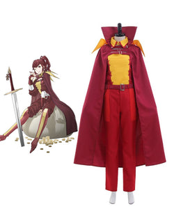 Fire Emblem Awakening Anna Cosplay Costume Full Set Custom Made Any Size