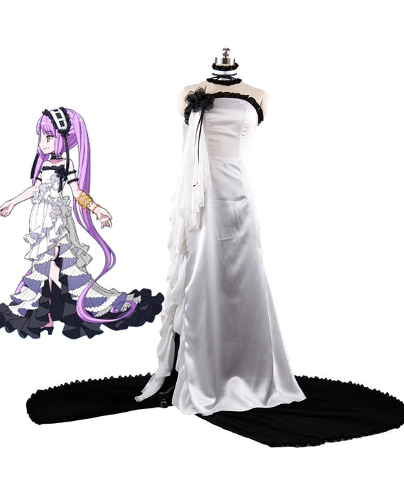 Fate Grand Order Archer Euryale Dress Cosplay Costume Custom Made