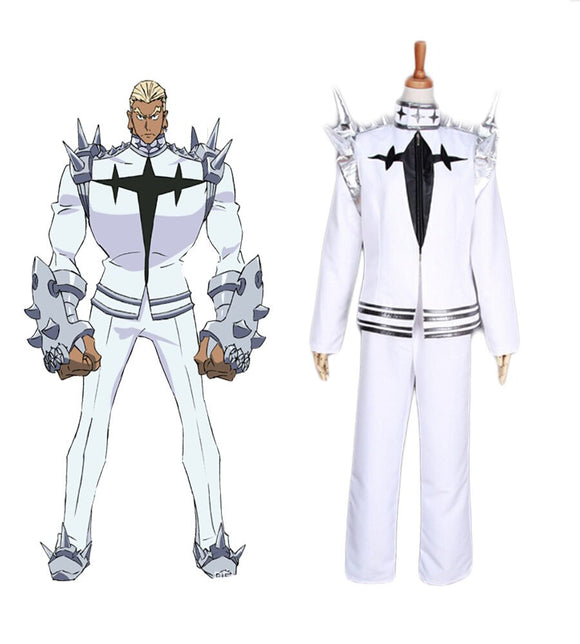 Kill La Kill Gamagori Ira Cosplay Costume Custom Made