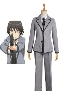 Assassination Classroom Kunugigaoka Junior High School Class 3-E Boy's School Uniform Cosplay Costume