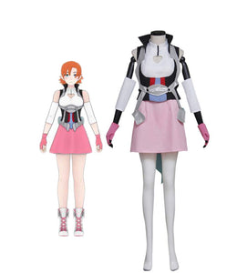 RWBY Nora Valkyrie Cosplay Costume Carnaval Halloween Christmas Cosplay Costume Custom Made