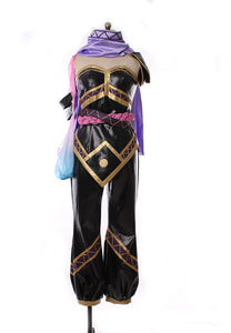Dota 2 Lanaya the Templar Assassin Cosplay Costume Custom Made