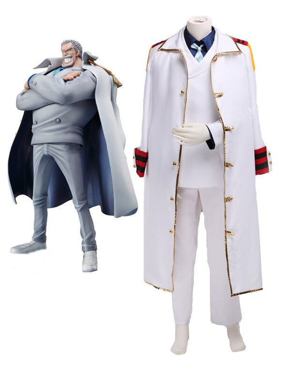 One piece Monkey D Kapu Cosplay Costume Custom Made