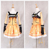 Love Live School Idol Festival Kousaka Honoka Dress Cosplay Costume