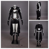 Vocaloid Insane Black Rock Shooter Cosplay Costume Custom Made