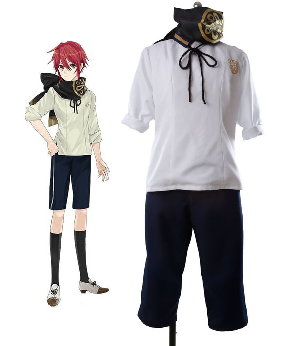 Touken Ranbu Shinano Toushirou Casual Clothing Cosplay Costume Custom Made