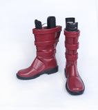 My Hero Academia Boku no Hero Eijiro Kirishima Cosplay Boots Red Shoes Custom Made
