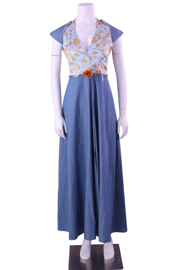 Game of Thrones Margaery Tyrell Fancy Dress Cosplay Costume Custom Made