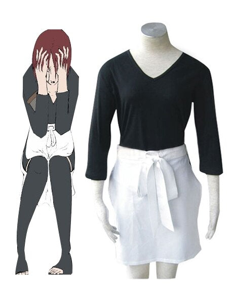 Naruto Rin Cosplay Costume Custom Made