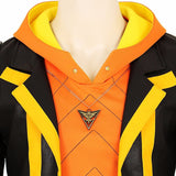 Pokemon Go Spark Team Leader Instinct Cosplay Costume Custom Made