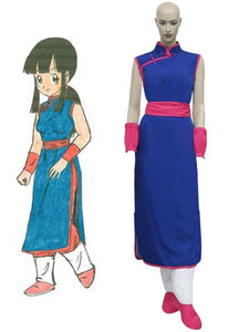 Dragon Ball Chi Chi Cosplay Costume Custom Made Any Size