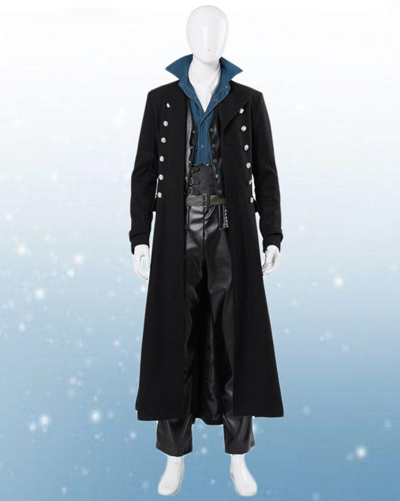 Gellert Grindelwald Cosplay Costume Fantastic Beasts The Crimes of Grindelwald Cosplay Gellert Grindelwald Cosplay Full Set Custom Made
