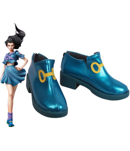 JoJo's Bizarre Adventure Yukako Yamagishi Cosplay Shoes Lighting Boots Custom Made for Unisex