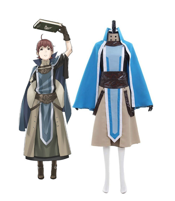 Fire Emblem Awakening Ricken Cosplay Costume Custom Made Full Set Any Size
