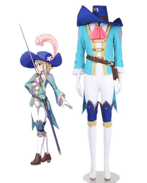 Fate Grand Order FGO Chevalier D'Eon Cosplay Costume Custom Made