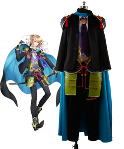 Touken Ranbu Koryuu Kagemitsu Cosplay Costume Full Set Custom Made