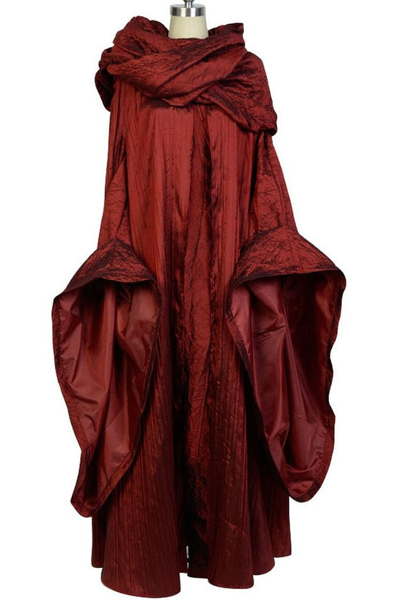 Game of Thrones The Red Woman Melisandre Dress Cosplay Costume