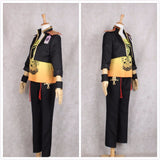 Touken Ranbu Aizen Kunitoshi Cosplay Costume Custom Made Any Size